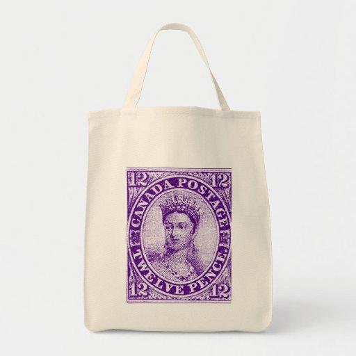 La bolsa de asas del sello de la reina Victoria