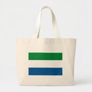 La bolsa de asas del Sierra Leone