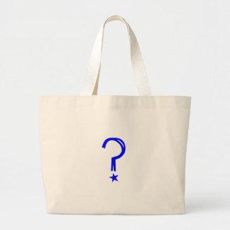 La bolsa de asas del signo de interrogación