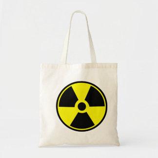 La bolsa de asas del símbolo de la seguridad de la