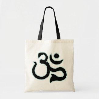 La bolsa de asas del símbolo del ohmio