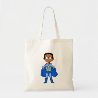 la bolsa de asas del super héroe para el carácter