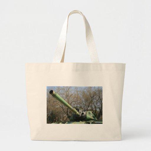 La bolsa de asas del tanque de ejército