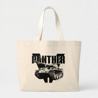 La bolsa de asas del tanque de la pantera