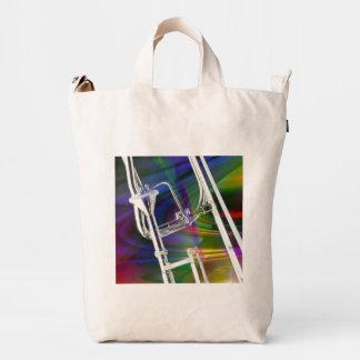 La bolsa de asas del Trombone de diapositiva USTED Bolsa De Lona Duck