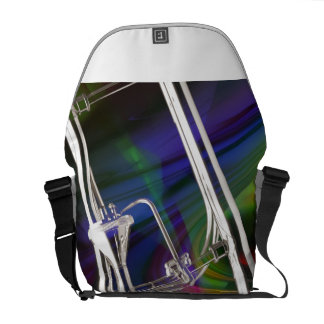 La bolsa de asas del Trombone de diapositiva USTED Bolsa De Mensajería