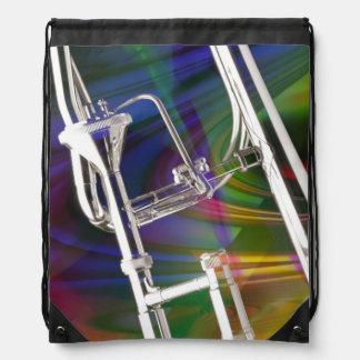 La bolsa de asas del Trombone de diapositiva USTED Mochilas