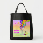 La bolsa de asas del ultramarinos - arte pop de Ma