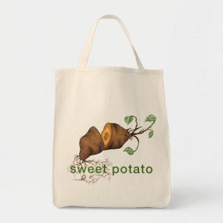La bolsa de asas del ultramarinos de la patata dul