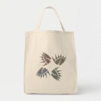 La bolsa de asas del ultramarinos de los jinetes