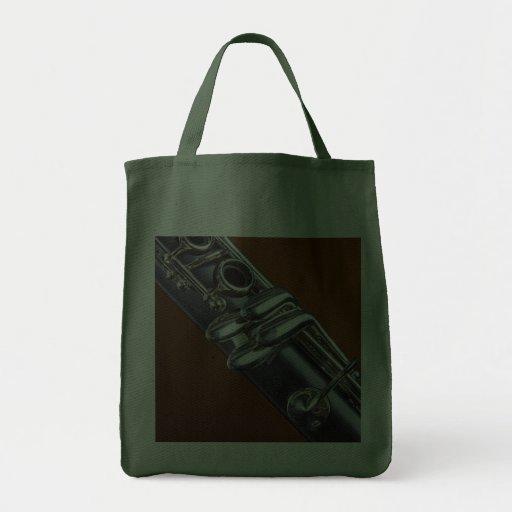 La bolsa de asas del ultramarinos del Clarinet