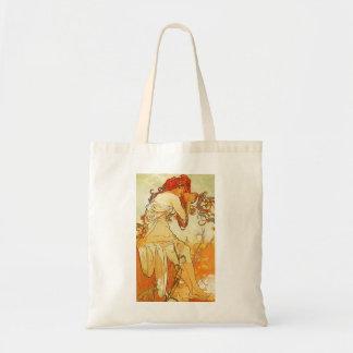 La bolsa de asas del verano de Alfonso Mucha