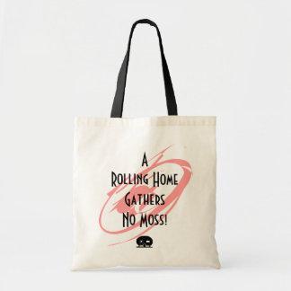 ¡La bolsa de asas del viaje de rv un hogar del bal