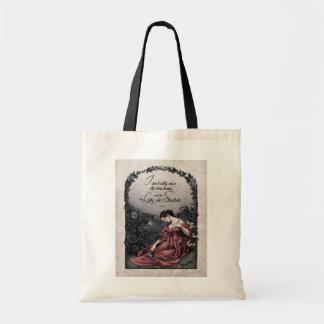 "La bolsa de asas del Victorian de Tennyson ""señora"