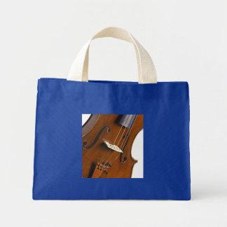 La bolsa de asas del violín
