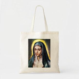 La bolsa de asas del Virgen María de El Greco