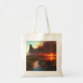 La bolsa de asas del volcán de Cotopaxi