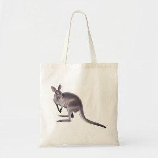 La bolsa de asas del Wallaby de Bennetts