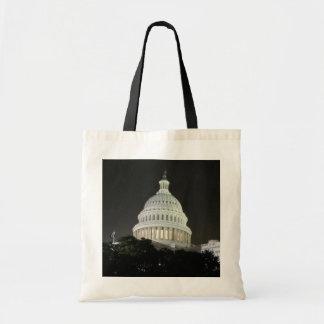La bolsa de asas del Washington DC del capitolio d