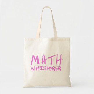 La bolsa de asas del Whisperer de la matemáticas