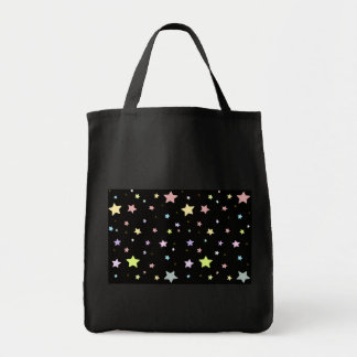 La bolsa de asas delicada del modelo de estrella