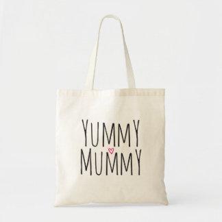 La bolsa de asas deliciosa de la momia