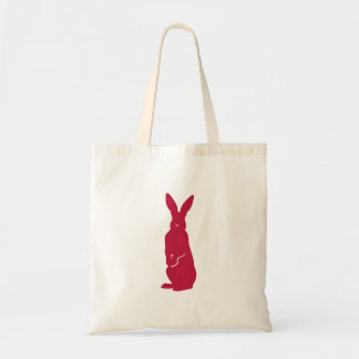 La bolsa de asas derecha del conejo de conejito s