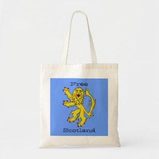 La bolsa de asas desenfrenada del arte del león es