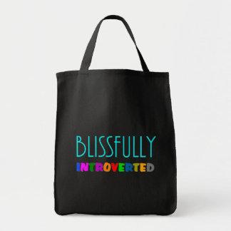 La bolsa de asas dichosamente Introverted - bolso