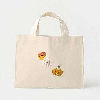 La bolsa de asas divertida del dibujo animado de H