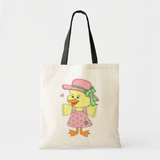La bolsa de asas Ducky de encargo de Pascua