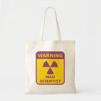 La bolsa de asas enojada del científico