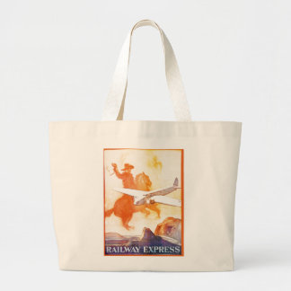 La bolsa de asas expresa 1935 de la agencia del