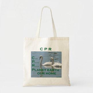 La bolsa de asas favorable al medio ambiente asequ
