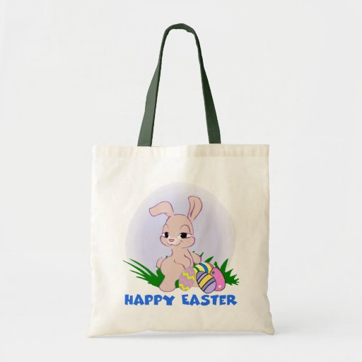 La bolsa de asas feliz de Pascua