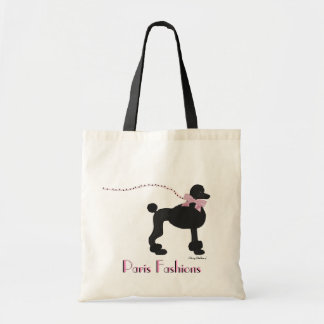 La bolsa de asas francesa del caniche