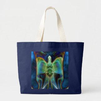 La bolsa de asas galáctica del ángel