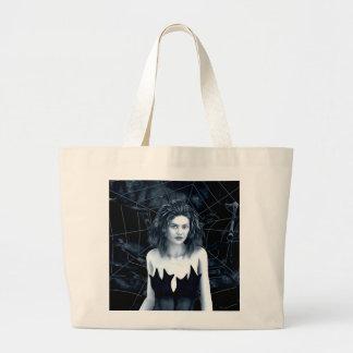 La bolsa de asas gótica del arte de la madre de