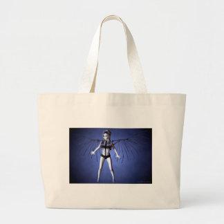 La bolsa de asas gótica del arte del grito del