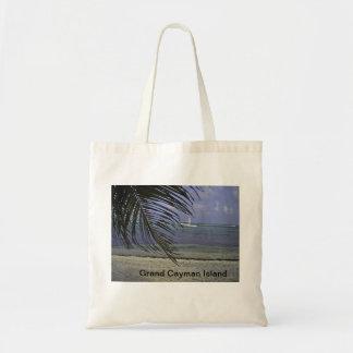 La bolsa de asas Gran Caimán del ultramarinos