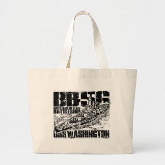 La bolsa de asas grande de Washington del