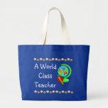 La bolsa de asas grande del profesor