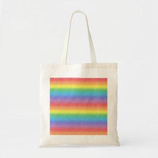 La bolsa de asas helada del arco iris
