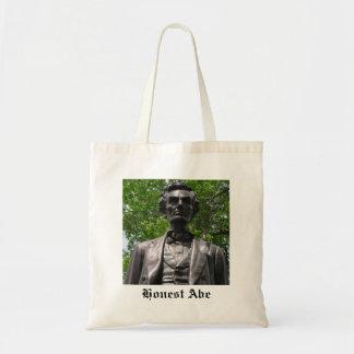 La bolsa de asas honesta de Abe