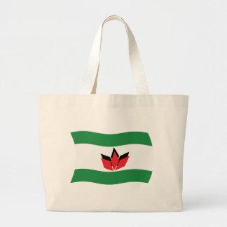 La bolsa de asas húngara de la bandera de la gente