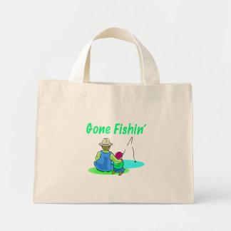 La bolsa de asas ida de Fishin