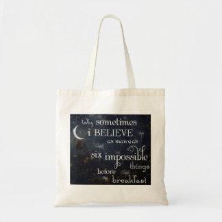 La bolsa de asas imposible de las estrellas de las