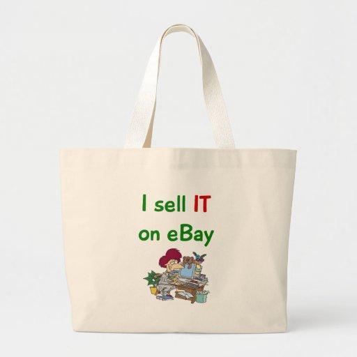 La bolsa de asas independiente de Ebay