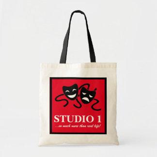 La bolsa de asas intrépida del estudio