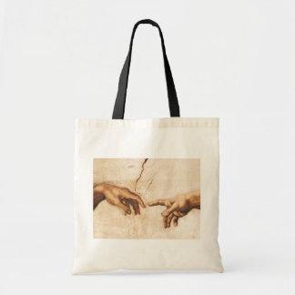La bolsa de asas - la creación de Adán